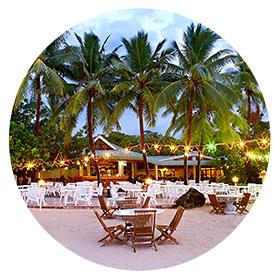 Plantation Island Resort - Dining - Ananda's Restaurant & Bar