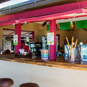 Plantation Island Resort - Dining - Cocohut Espresso & Frappe Bar