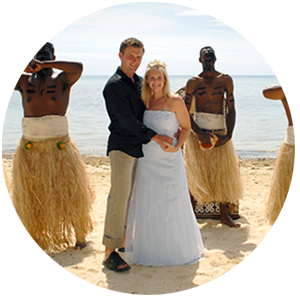 Plantation Island Resort - Our Island - Wedding