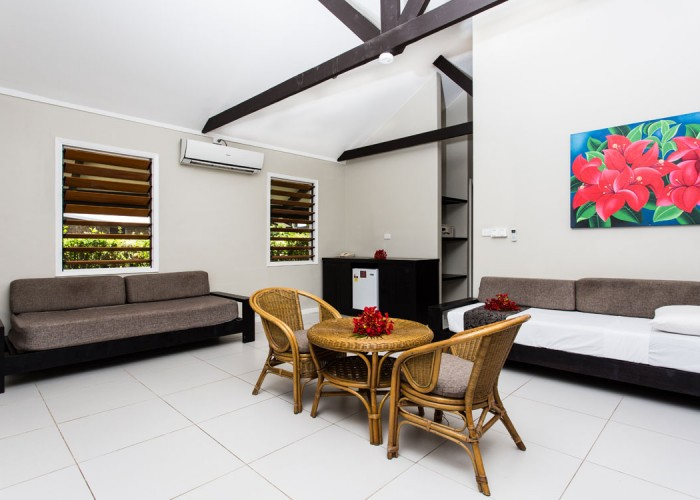 Plantation Island Resort - Accommodation - 2 Bedroom Garden Bure