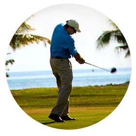 Plantation Island Resort - Activities - Golf