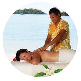 Plantation Island Resort - Activities - Massage