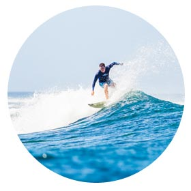 Plantation Island Resort - Activities - Surfing