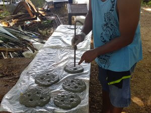 Coral Planting Preparation