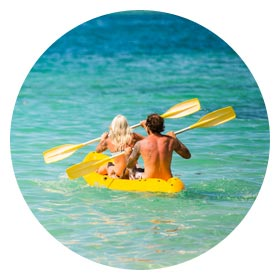 Plantation Island Resort - Activities - Watersports