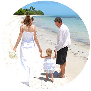 Plantation Island Resort - Our Island - Wedding