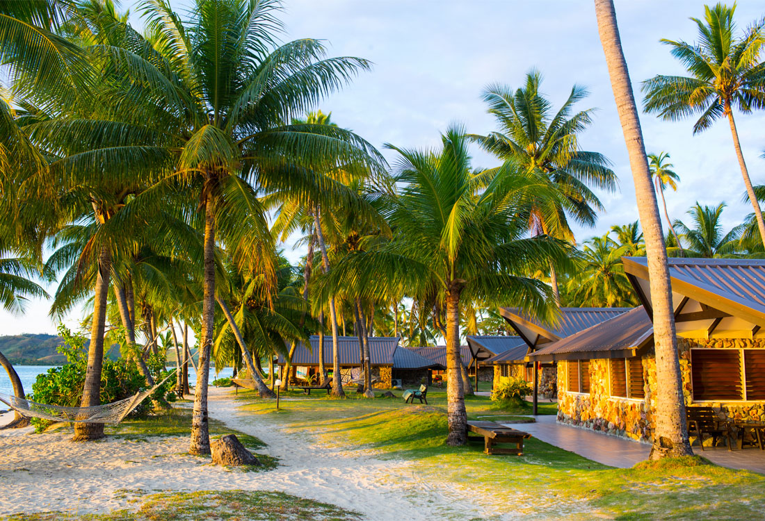 Accommodation - Plantation Island Resort
