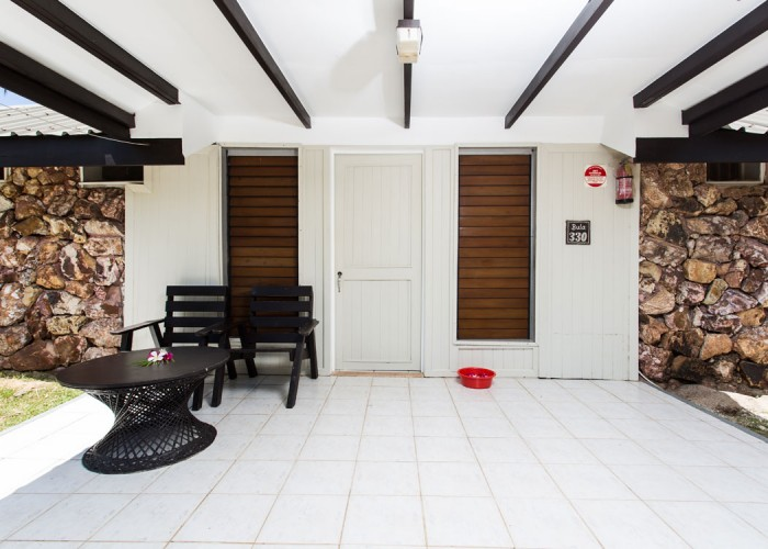 Plantation Island Resort - Accommodation - Studio Garden Bure