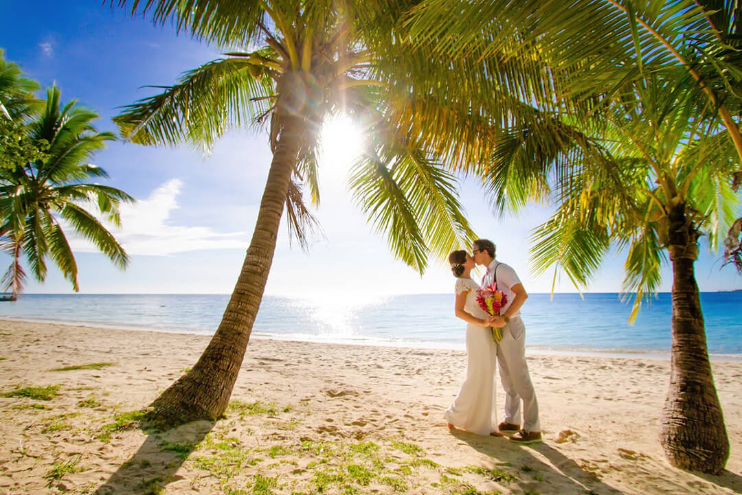 Destination Wedding Fiji