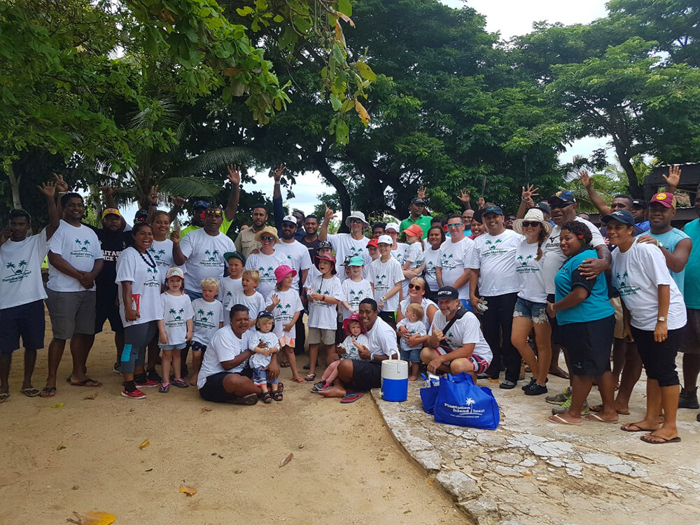 Fiji clean-up day 2018