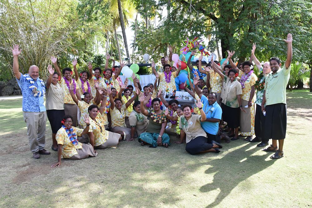 Celebrating International Housekeeping Week at Plantation Island Resort