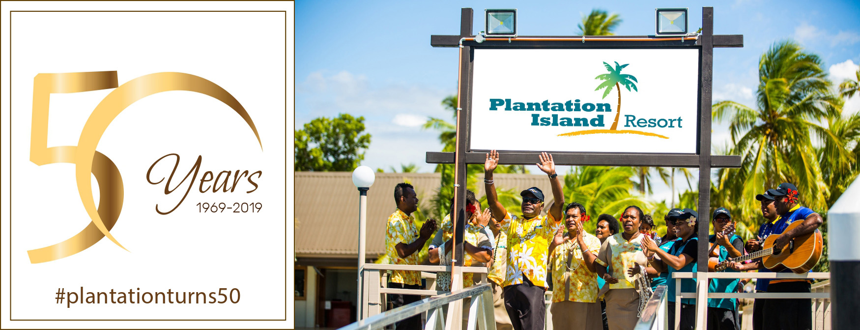 Plantation Turns 50