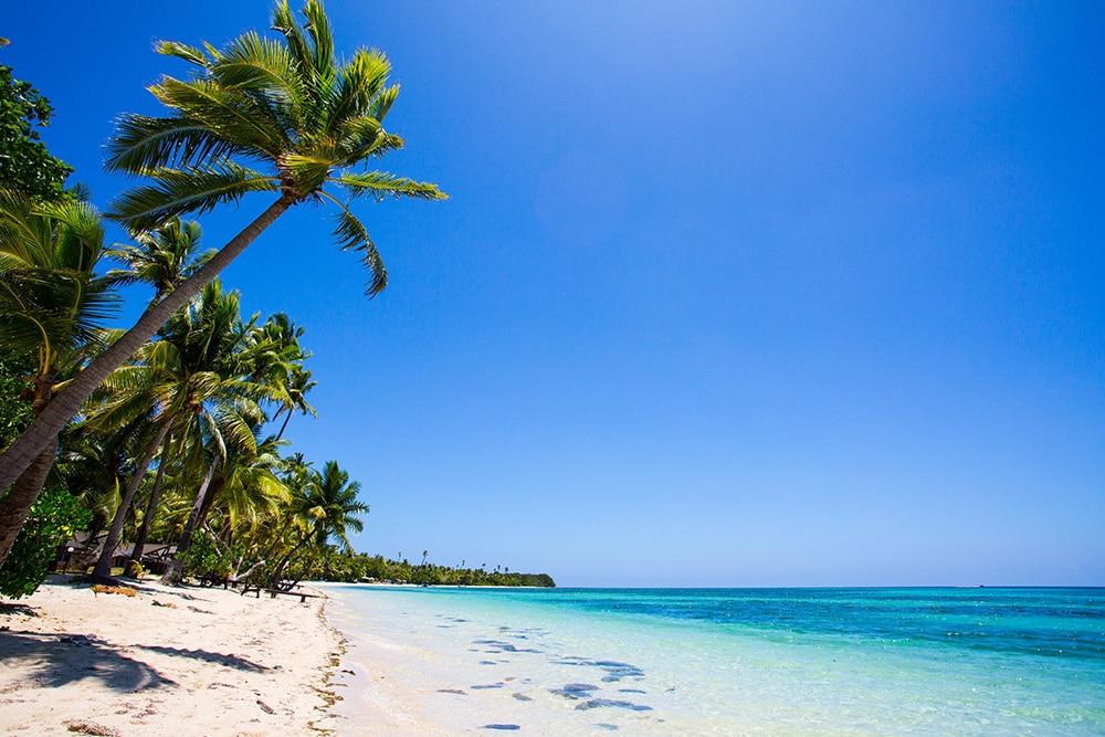 Fiji Waether