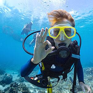 Plantation Island Resort - Activities - Scuba Diving