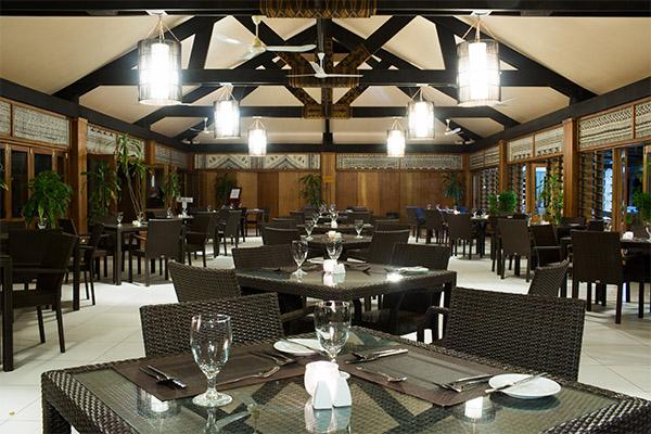 Plantation Island - Loyalty Program - Black Coral Restaurant